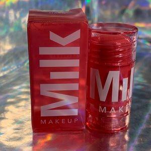 MILK MAKEUP NEW BOX GLOW OIL LIP + CHEEK 😇 HALO